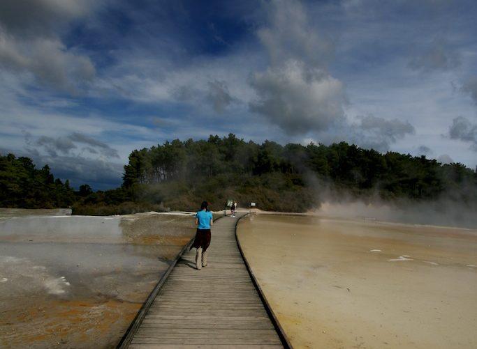 Back at Lake Taupo
