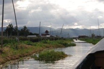 From Inle Lake to New York in Three Days