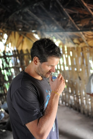 Making Myanmar Moonshine