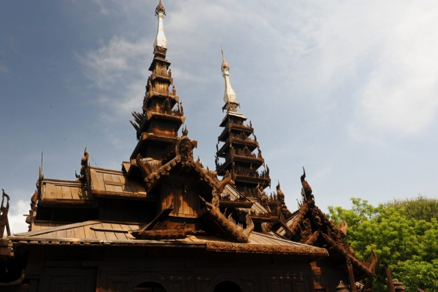 Stupas of Bagan