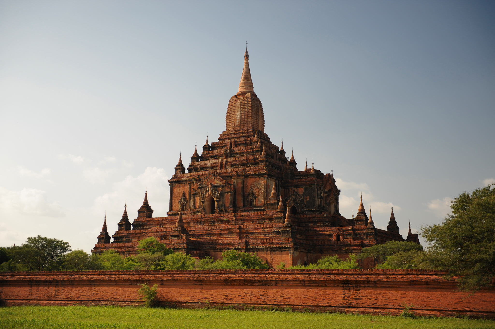 Stupas of Bagan