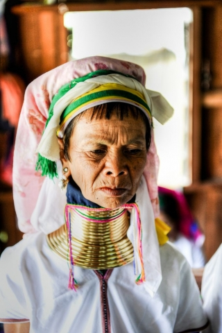 Kayan People of Myanmar