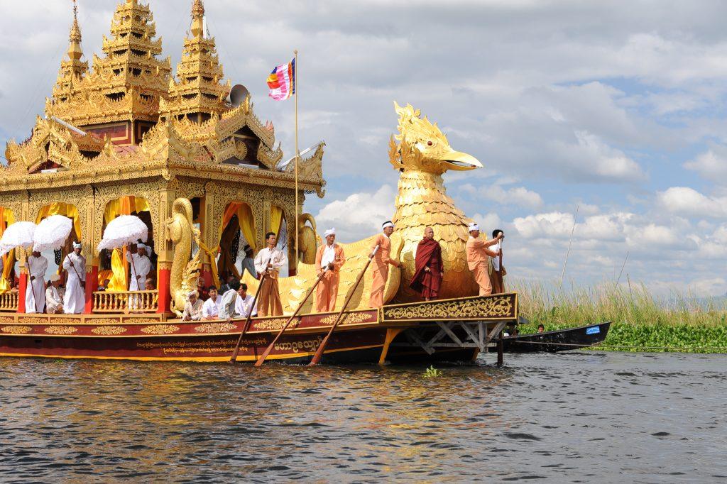 Main Boat in Procession