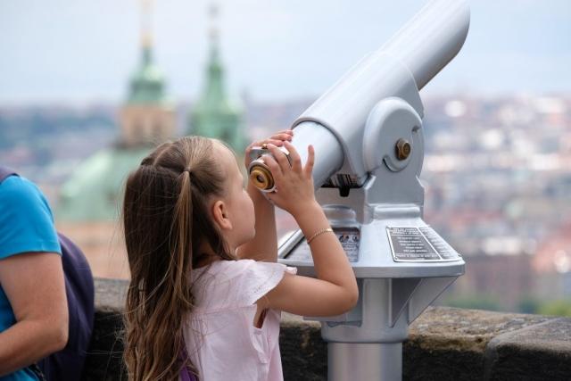 Prague Castle Telescopes