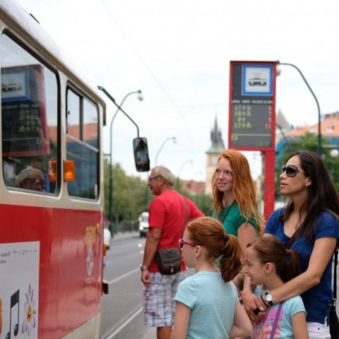First Transit Ride