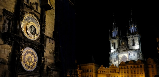 Old Town Hall with Astronomical Clock Prague