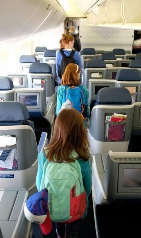 Prague 9 Hour plane Trip