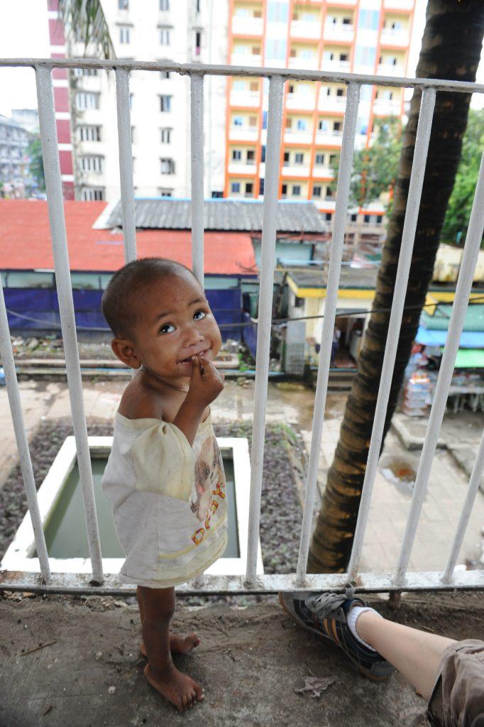 Children of Yangon
