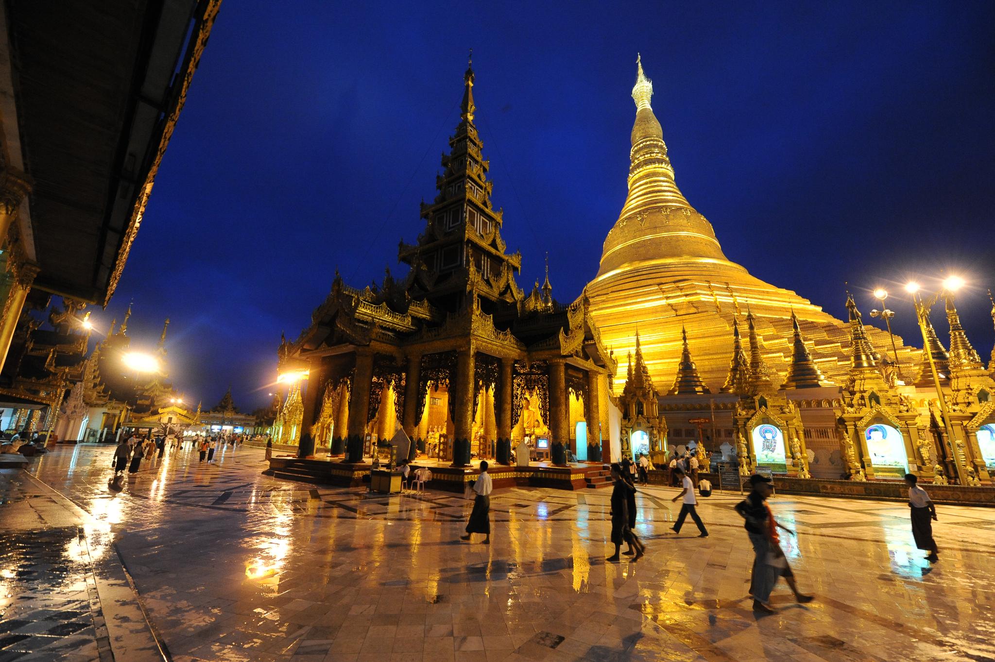 Schwedegon Pagoda